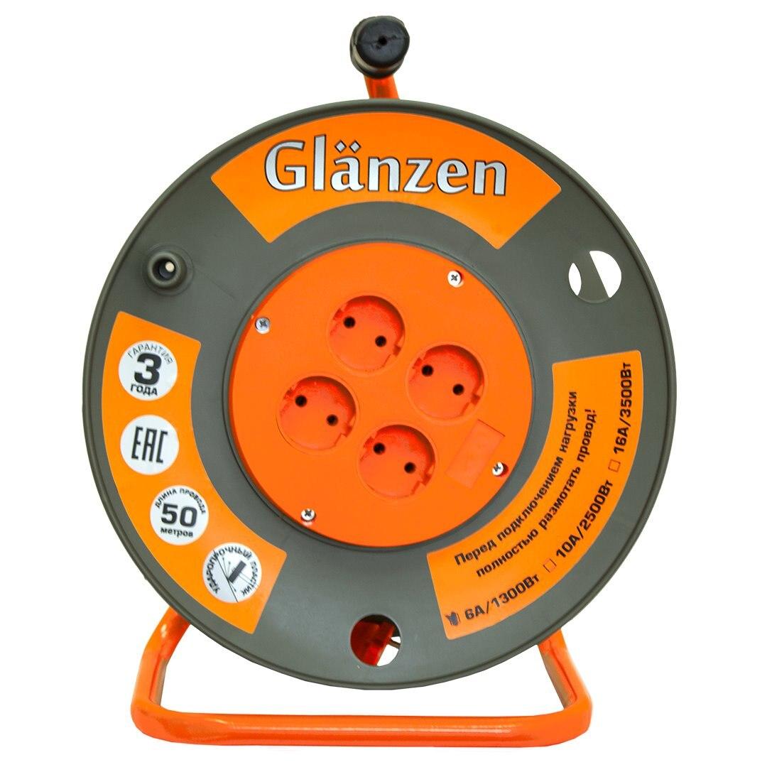 Extension force on the spool 4 GLANZEN RH. PVA 2x2.5 art. EB-50-008
