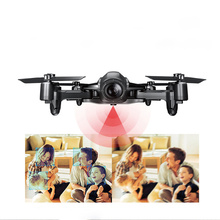 GPS Drone With Wifi 1080P Camera Quadcopter 16 mins Flight Time Gesture Control Foldable RC drones Toy Gifts