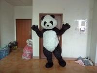 2017Classic panda mascot costume panda mascot costume giant panda mascot costume free shipping