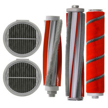 5Pcs/Set Filters Brushes for Xiaomi Roidmi F8 Handheld Vacuum Cleaner Parts