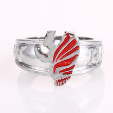 Bleach Logo Rings Rotatable