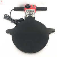 JIANHUA Heating Board For 250mm PE Pipes Butt Welding Machine Fuser Fittings Heating Plate Hot Plate Hand Heating Plate