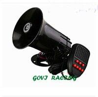 Air Horn For Car 7 Sound Siren 12V 100W 100 Db Clacson Moto Car Horn Loud
