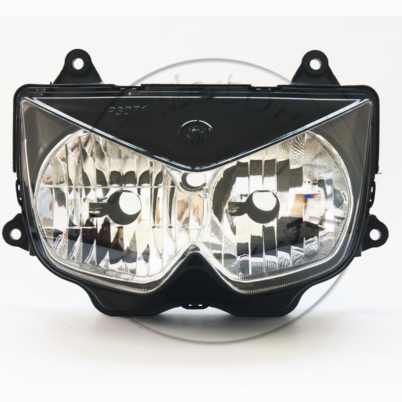 цены Motorcycle Front Headlight For kawasaki Z1000 2003 2004 2005 2006 Z 1000 Head Light Lamp Assembly Headlamp Lighting Moto Parts