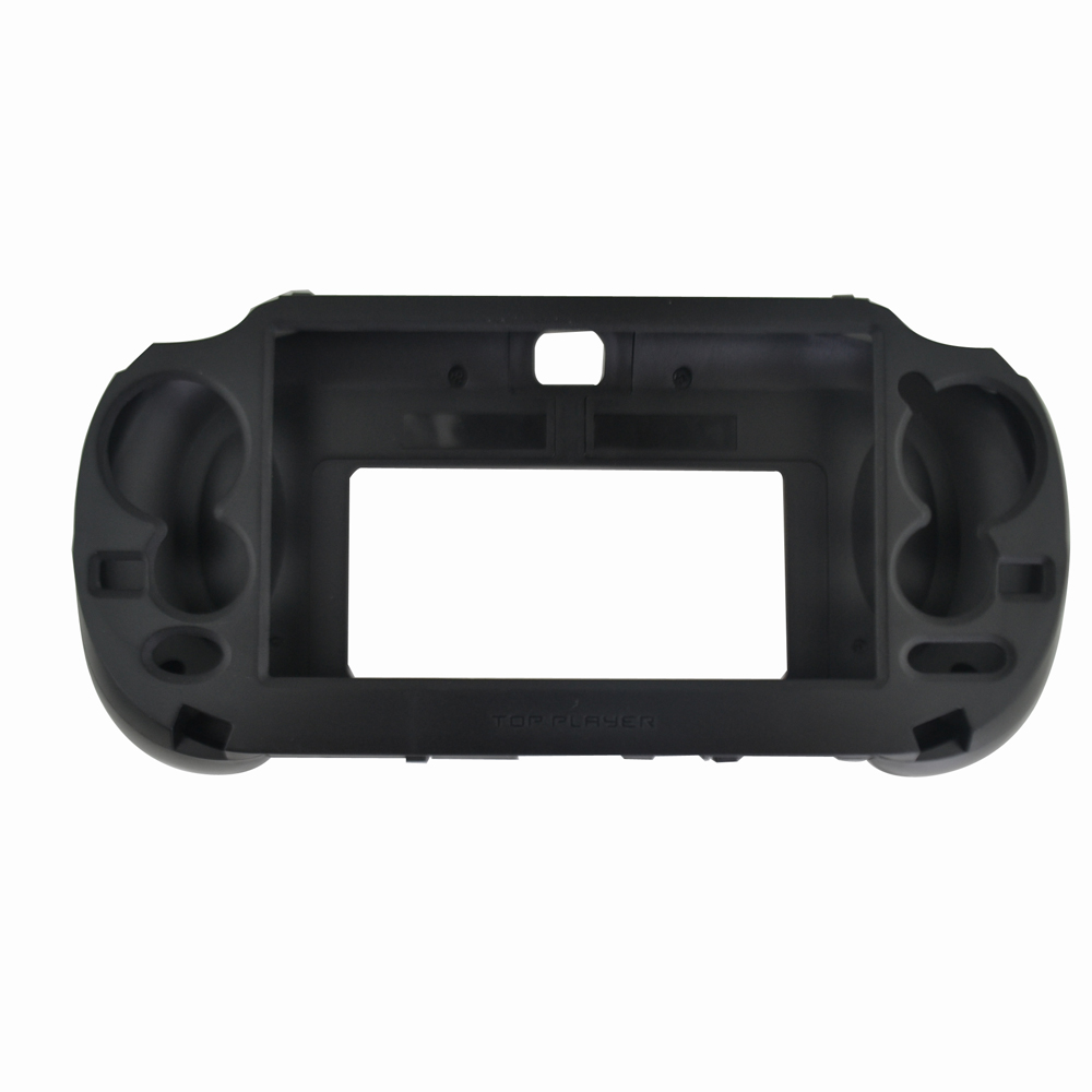 Plastic Grip Handle Hold Stand Shell Protect Case With L2 R2 Trigger Button For PSV1000 PS VITA 1000 Game Console Hand Grip
