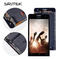 Srjtek 100 Tested For ASUS Zenfone 5 Zenfone5 A500CG T00J T00F T00P LCD Display Touch Screen
