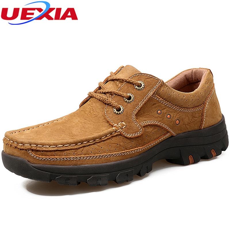 Mocassins Zapatos Robe Plein D'affaires Hombre Chaussures brown Haute Cuir Hommes Khaki Casual Air Qualité Printemps Appartements En Vache Automne RZnxB8w0