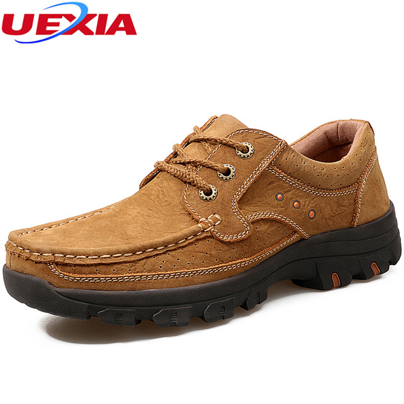 High Quality Men Cow Leather Shoes Business Dress Moccasins Flats Casual Shoes Men Outdoor Spring Autumn Footwear Zapatos Hombre relikey brand men casual handmade shoes cow suede male oxfords spring high quality genuine leather flats classics dress shoes