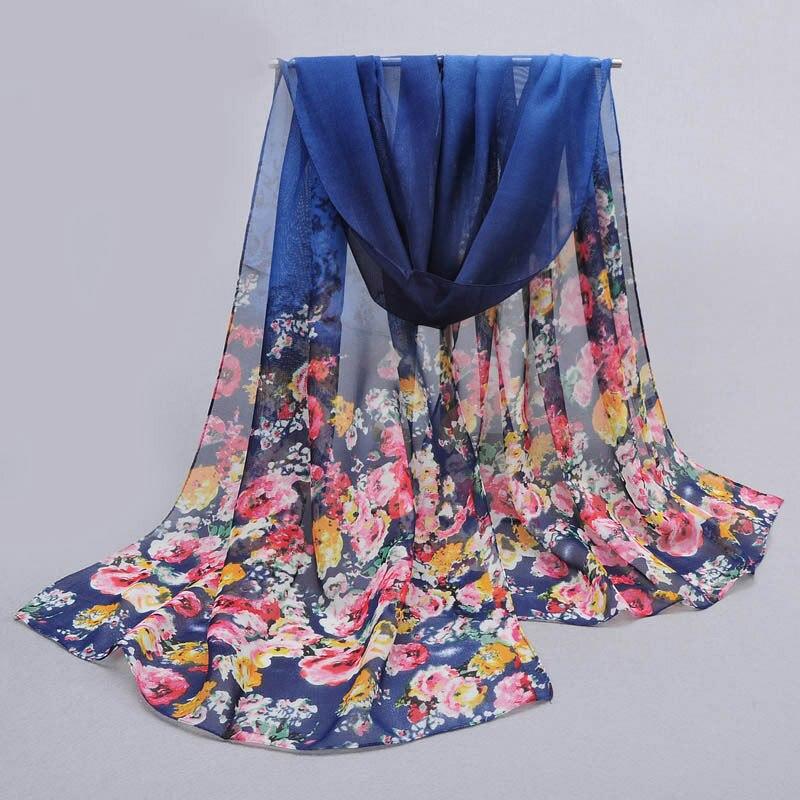 from india chiffon scarf silk scarf fashion