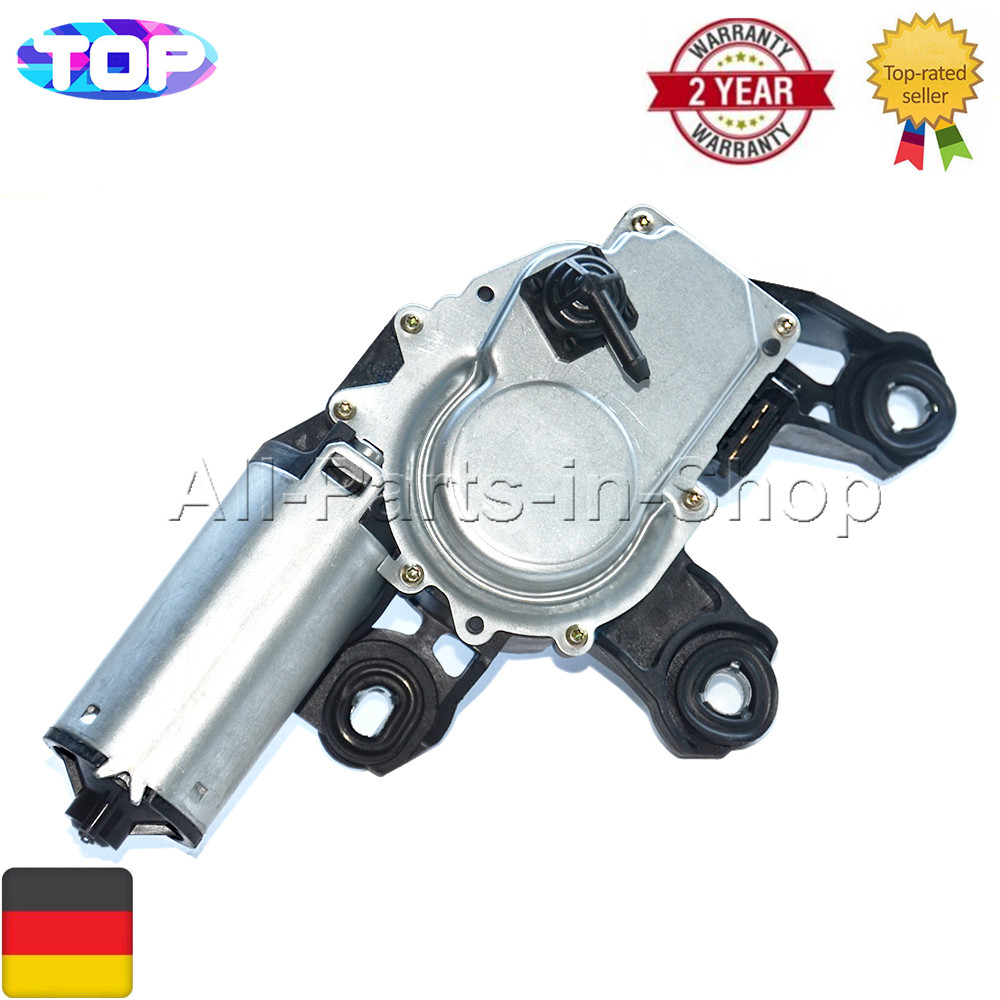 AP01 1U6955711 1U6955711B  404581 New Rear Electric Windscreen Wiper Motor For Audi A4 2.7TDI Skoda Octavia 1.9TDI