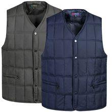 b Plus Size 8XL 7XL 6XL Men Denim Vests Men's Sleeveless Cowboy Jackets Male Vintage Retro Casual Vest Chubby Man Waistcoat цена