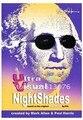 UV Nightshades (Gimmick + DVD) - Trick, magic tricks, card magic,illusions,gimmick,free shipping