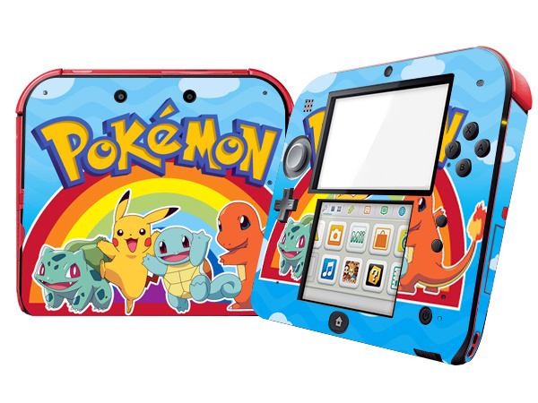 2ds pokemon skins images pokemon images for Housse 2ds xl pokemon
