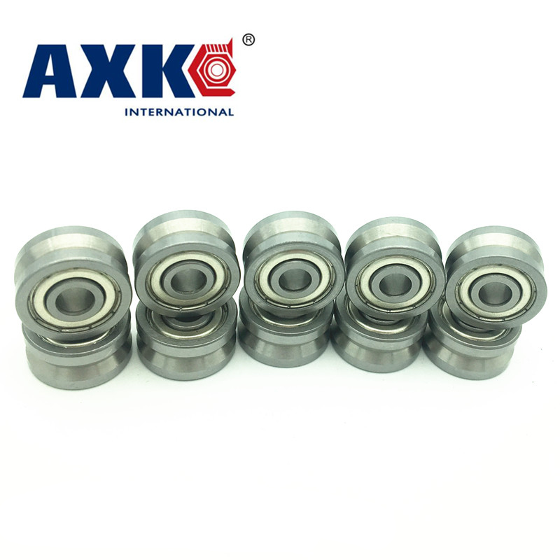Best Price 624VV V Groove Sealed Ball Bearings Vgroove 4 X 13 X 6mm 1.7mm deep sealing cover deep groove ball bearing nema43 best price 6 0a 12nm 115mm