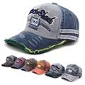 2017 de la moda de golf sombreros para mujeres casual gorra de béisbol de los hombres de algodón de la vendimia carta hip hop snapback caps gorras casquette femme