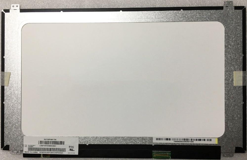 NV156FHM T00 FRU 00UR888 LCD Touch screen Matrix for Laptop 15 6 P N SD10L82812 FHD