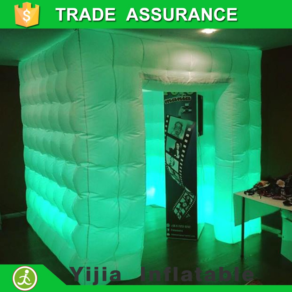 ᗔportable photo booth enclosure inflatable tent for sale - a315