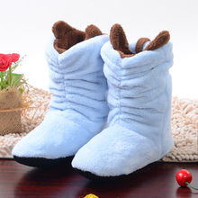 Drop Shipping Home Slippers Super Soft Plush Warm Winter Slippers For Women Candy Colors Indoor Shoes For Women