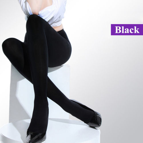 1-Pair-NEW-8-Colors-Sexy-Women-Lady-120D-Opaque-Footed-Tights-Pantyhose-Foot-Seamless-Stockings