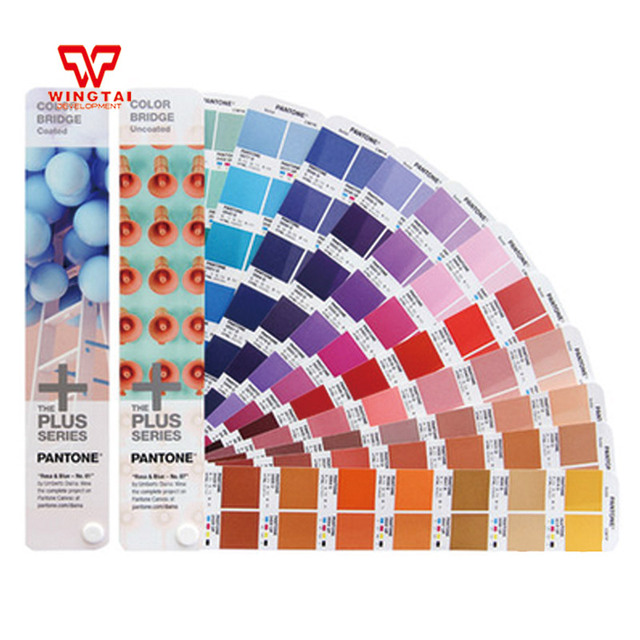Pantone Colour Chart Gp6102n Color Bridge Coated Uncoated In