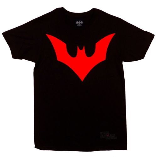 Batman Beyond Symbol Licensed Comics Adult Shirt S 3xl Shubuzhi Top