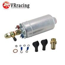 VR RACING-внешний топливный насос 0580 254 044 Топливный насос с Банджо Монтажный комплект шланг адаптер соединение 8 мм выход хвост