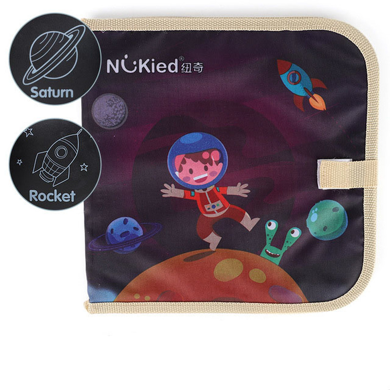 New Children 39 s Blackboard Small Picture Book Baby Graffiti Portable Writing Small Drawing Board Children 39 s Educational Toys in Drawing Toys from Toys amp Hobbies