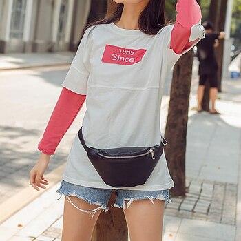 REPRCLA PU Leather Belt Bag 1