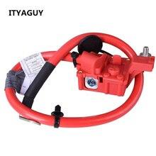 Pozytywne kabel akumulatora 61129225099 dla BMW X3 F25 11 13 2011 2012 2013 bezpiecznik ochrony akcesoria samochodowe Auto wymiana części