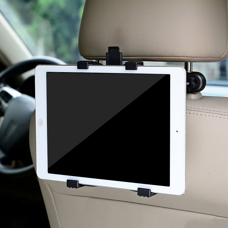 Phone Stand Holder Car Mount Holder Back Seat Headrest For iPad 2 3/4 Air 6 mini 360 adjustable Tablet Table PC Smartphone StandPhone Stand Holder Car Mount Holder Back Seat Headrest For iPad 2 3/4 Air 6 mini 360 adjustable Tablet Table PC Smartphone Stand