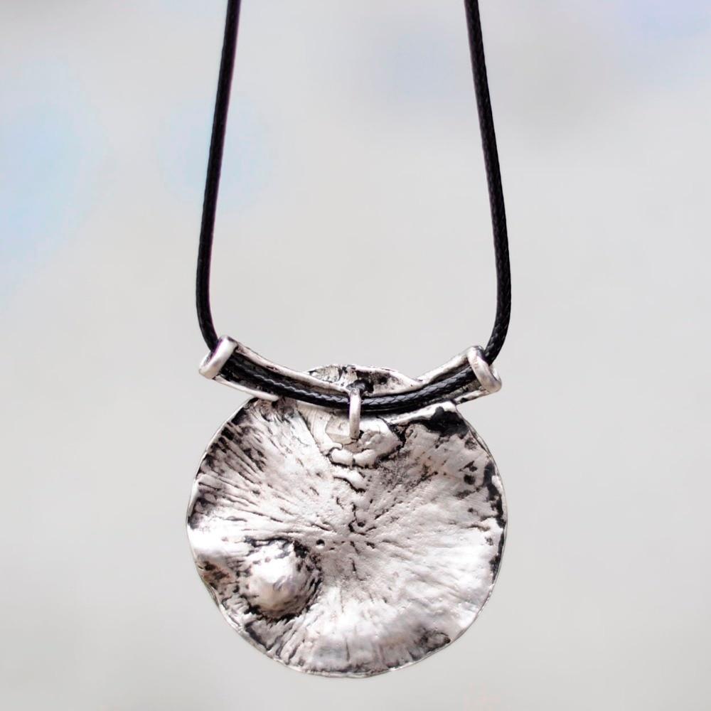 Beautiful Lotus leaf necklaces & pendants Vintage Long Necklaces for women 2017 New Fashion Men Jewelry statement necklace Women