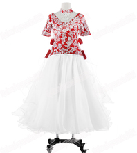 Ballroom  Waltz Tango Ballroom Dance Dress, Smooth Ballroom Dress,Standard Ballroom Dress Girls B-0641