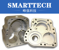 ISO Approved Cnc Machine Parts Aluminum Alloy Raw Color Anodizing