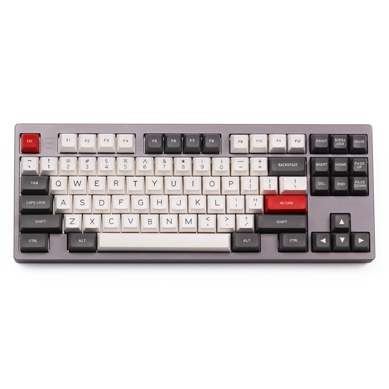 MAXKEY Foundation Doubleshot ABS SA Profile Keycap Set For Mechanical Keyboard