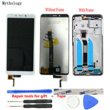 Mythology For Xiaomi Redmi 6A Display 6 Touch Screen Digitizer Assembly With Frame Replacement Mobile Phone LCDs