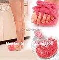 Envío Gratis Envío Gratis Pink Media Suela de Zapatilla Zapatillas Zapato Pie Pierna Body Shaper Adelgazamiento de Pérdida de Peso