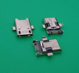 Image 2 - 50pcs For ASUS Memo Pad 10 ME103K K01E ME103 K01 Z300C P023 Z380C P022 8.0 Z300CG Z300CL Micro USB Charging Port Connector Dock