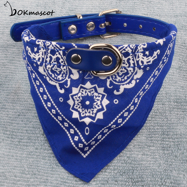 dog bandana harness leash Cat with speail for Cats and Small Dogs , collar with  Scarf