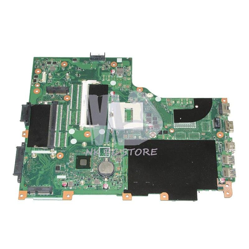 NOKOTION Notebook PC Motherboard For Acer aspire v3-772 v3-772g Main Board System Board DDR3L PGA947 EA VA70HW va70hw main bd gddr5 motherboard for acer aspire v3 772g laptop main board ddr3 geforce gtx760m 100