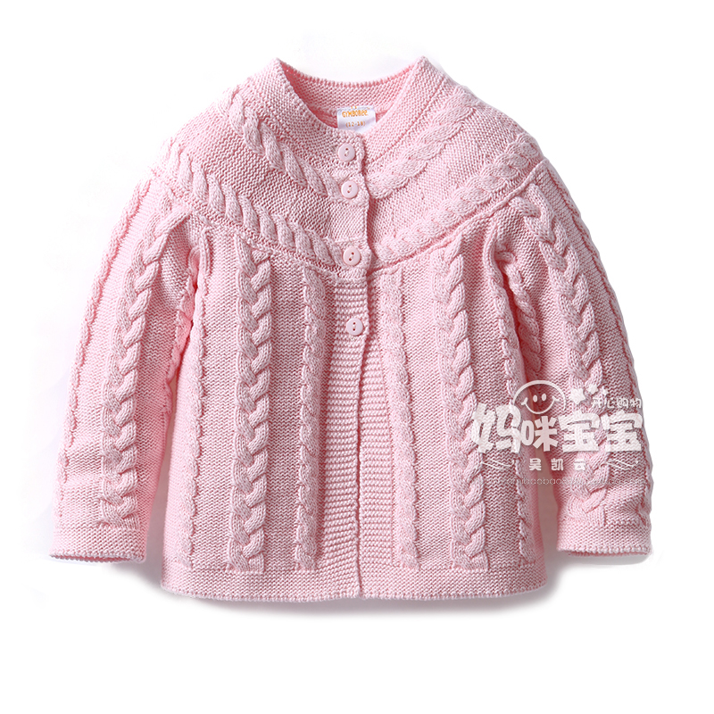 167cf442f New 2015 spring autumn girls Sweaters children clothing kids ...