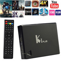 KI Plus K1 PlusT2 S2 Android 5 1 Amlogic S905 Quad Core 64 Bit TV BOX