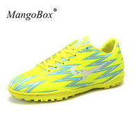 New Trend Football Boots Football Shoes Men Top Quality Kids Indoor Soccer Shoes Lightweight Turf Soccer