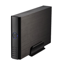 """SATA I/II to USB3.0 high-speed external 3.5"""" HDD Solid State Hard Disk Drive encloure/case/box for PC computer/desktop/laptop"""