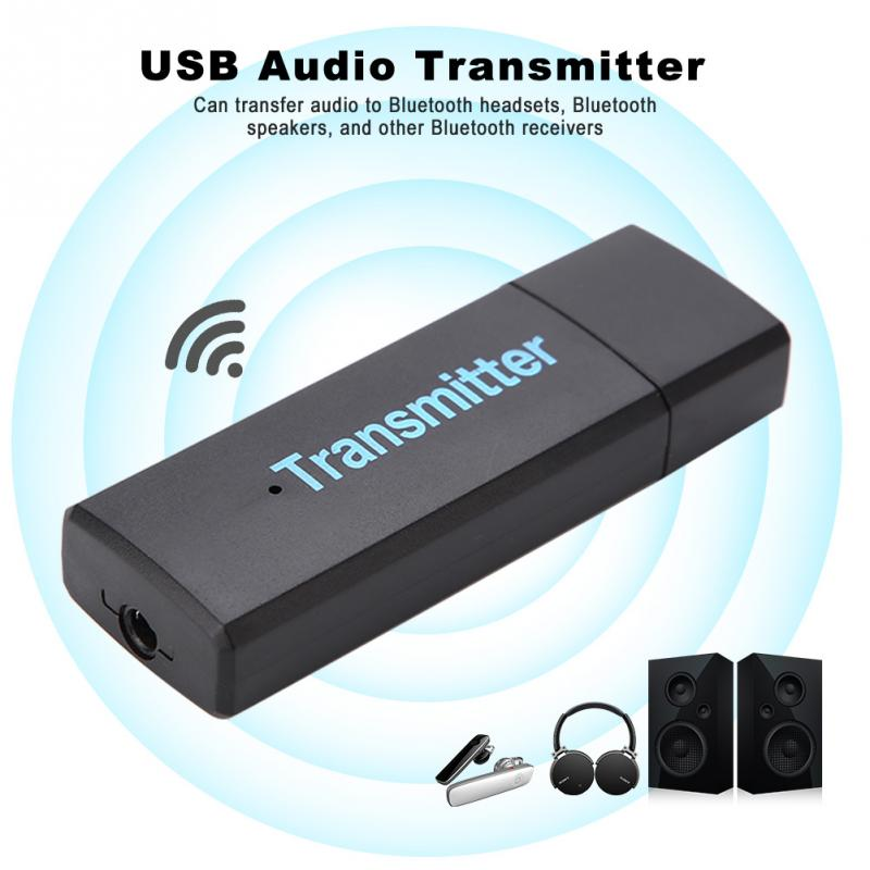 Vbetslife Usb Bluetooth Wireless Audio Transmitter Bt3.0 Edr Hifi Stereo Audio 3,5mm Auf Cinch Bluetooth Wireless Adapter Unterhaltungselektronik