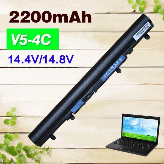 Al12a32 batería 2200 mah para acer aspire v5 v5-131 v5-171 v5 v5-471-471g v5 v5-531 v5-551 v5-571 v5-571g v5-571p v5-571pg