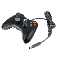 1pc Corlorful USB Wired Game Controller Gamepad Joypad Joystick For Xbox 360 Slim Accessory PC Computer