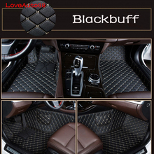 Car Floor Mats Rugs Auto Rug Covers Pads Interior Protector For Honda Civil Accord crv Accessories