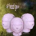 Секс Игрушки Для женщины мужчины головные уборы Розовый PU Кожаный Ремешок вентиляционные вытяжки Флирт Игрушки Ошейники Новый Фетиш Взрослые Игры Секс маска