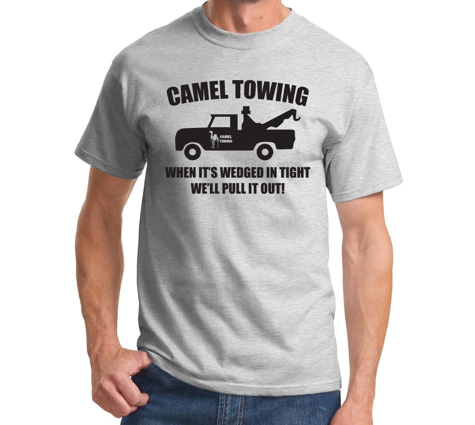5dbe0688 T Shirt Print Men'S Short Camel Towing Funny Adult Humor Rudeow Truck  Unisex O Neck Office Tee-in T-Shirts from Men's Clothing on Aliexpress.com  | Alibaba ...