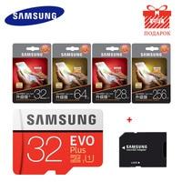 SAMSUNG 100Mb S Micro SD Card 128GB 32GB 64GB 256GB Memory Card Class10 U3 Flash TF